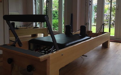 Reformer Transformer! Your machine awaits. Enjoy the ride.